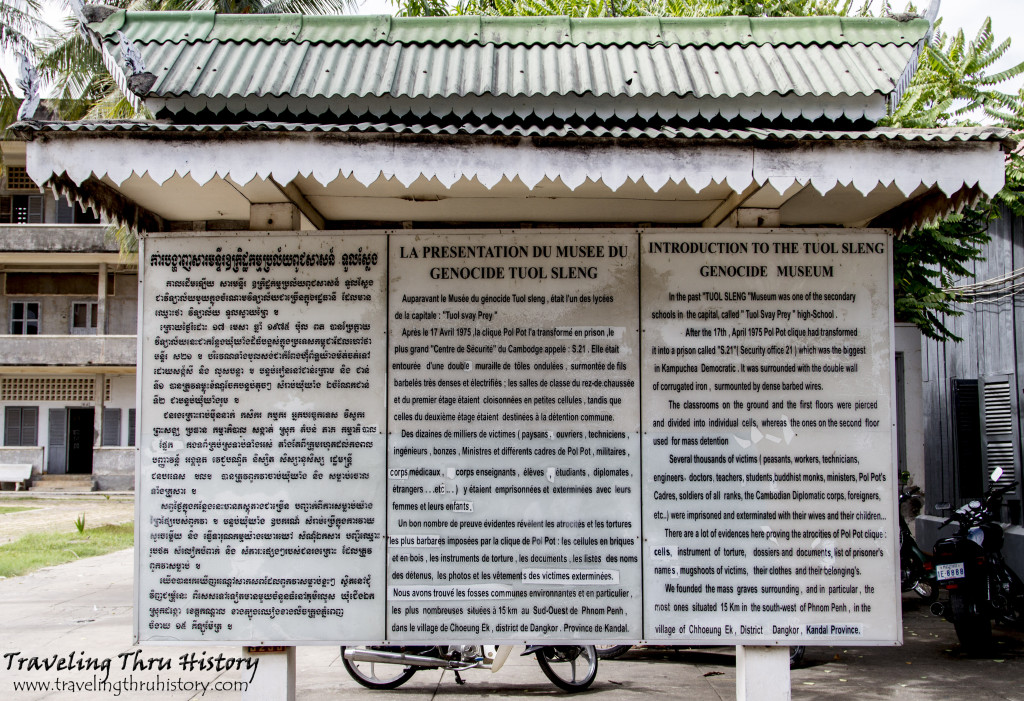 Introduction to the Tuol Sleng Genocide Museum