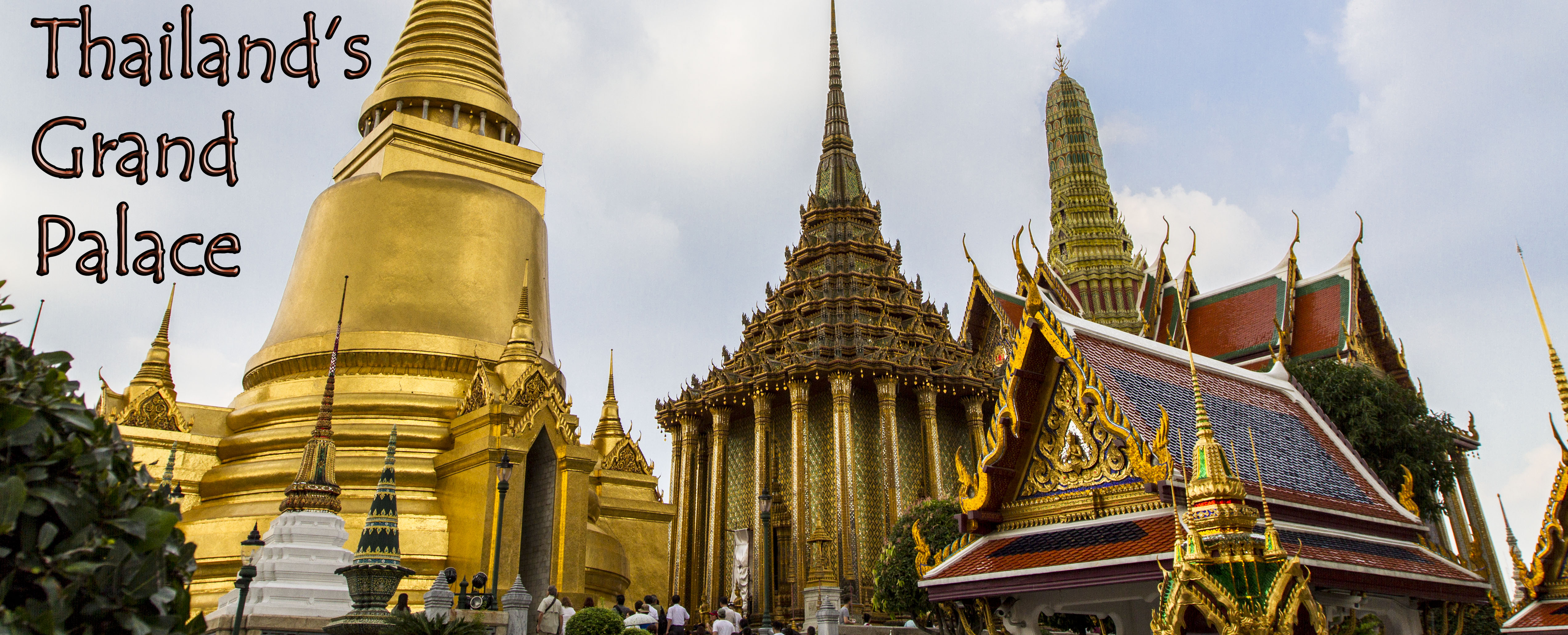 Thailands Grand Palace